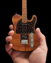 Load image into Gallery viewer, PRINCE Mad Cat Fender Telecaster 1:4 Scale Replica Guitar ~Axe Heaven