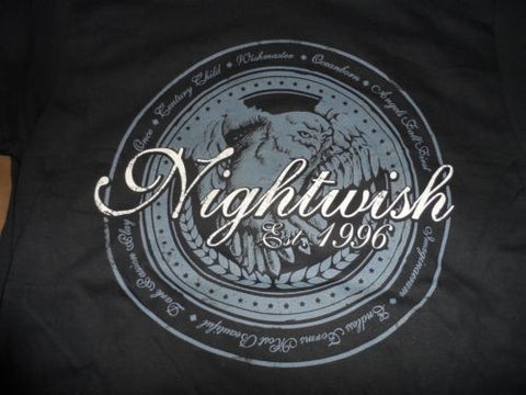 NIGHTWISH - Endless Forms Most Beautiful T-shirt ~Never Worn~ Medium / Large ##