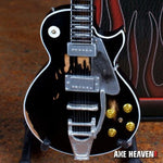 NEIL YOUNG- Vintage Gibson Old Black 1:4 Scale Replica Guitar ~Axe Heaven
