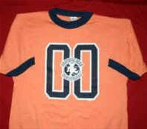 GRATEFUL DEAD - Bears Athletics Ringer Youth T-shirt ~Never Worn~ Youth L