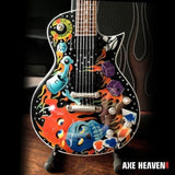 JAMES HETFIELD (METALLICA) -Replica Kustom Kulture 1:4 Scale Guitar ~Axe Heaven