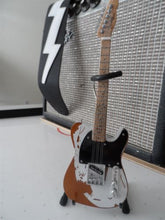 Load image into Gallery viewer, JEFF BECK -Vintage Fender Esquire Tele 1:4 Scale Replica Guitar ~Axe Heaven