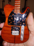PRINCE Mad Cat Fender Telecaster 1:4 Scale Replica Guitar ~Axe Heaven