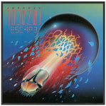 JOURNEY - Escape Album Cover Framed Glass Picture 12.5 x 12.5 x 1.5 ~New~