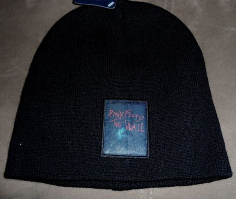 PINK FLOYD - The Wall Embroidered Beanie *Brand new* ~FREE SHIPPING~
