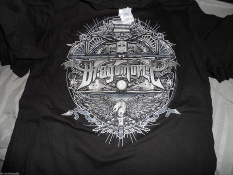 DRAGONFORCE - Logo T-Shirt ~NEVER WORN~ SMALL