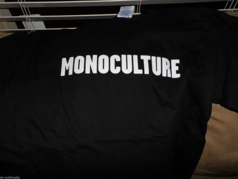 SOFT CELL - Monoculture 2-sided t-shirt ~NEVER WORN~ XL