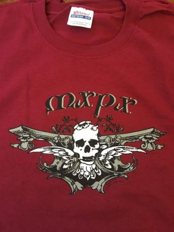 MXPX Skull T-shirt ~Never Worn~ XL ##