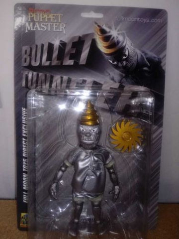 Bullet Tunneler by Full Moon! Ltd Ed. PUPPET MASTER Action Figure ~Mint on card