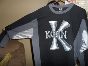 KoRn - 1998 Long-Sleeved Jersey ~BRAND NEW~ L XL XXL