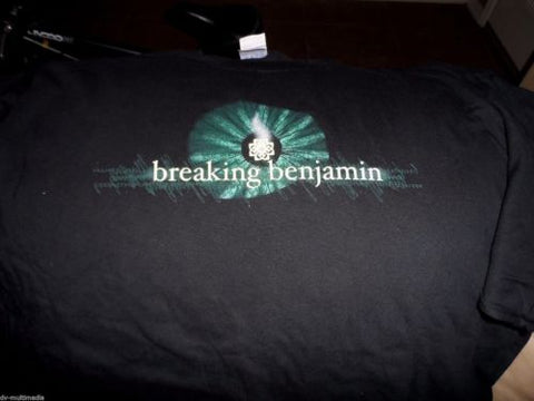 BREAKING BENJAMIN - 2006 Tour T-Shirt ~Never Worn~ 2XL