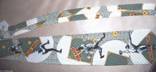 Load image into Gallery viewer, MLB Baseball Silk Neck Tie ~Ralph Marlin NEW