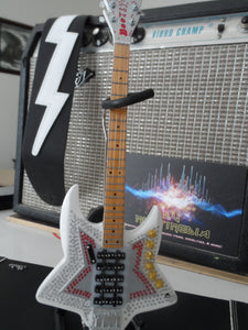 BOOTSY COLLINS -Space Bass 1:4 Scale Replica Guitar ~Axe Heaven~