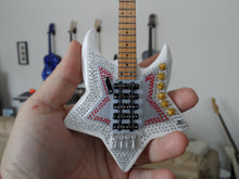 Load image into Gallery viewer, BOOTSY COLLINS -Space Bass 1:4 Scale Replica Guitar ~Axe Heaven~