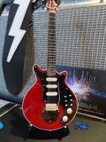BRIAN MAY (Queen)- Signature Red Special 1:4 Scale Replica Guitar ~Axe Heaven~