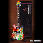ERIC CLAPTON - Signature Psychedelic Fool 1:4 Scale Replica Guitar~Axe Heaven~