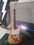 FENDER DRAGON STRATOCASTER- 1:4 Scale Replica Guitar ~Axe Heaven~