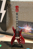 JOE PERRY B.C. Rich Perfect 10 Bich 10-String 1:4 Scale Replica Guitar ~New~