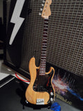 JOHN DEACON (QUEEN) - Precision Bass 1:4 Scale Replica Guitar ~Axe Heaven~