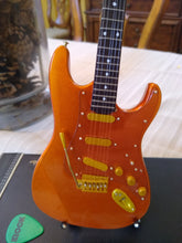 Load image into Gallery viewer, KENNY WAYNE SHEPARD -Copperboy Fender Strat 1:4 Scale Replica Guitar ~Axe Heaven~