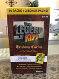 The Legend of Kiss Trading Cards by Press Pass~12 Pack Sld Box~Yellow or Standard