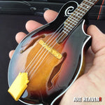 1:4 Scale Replica MANDOLIN Sunburst F-Style ~Axe Heaven~