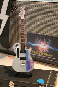 MATT BELLAMY (The Muse) MU Manson Bomber Custom 1:4 Scale Replica Guitar ~New~