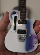 Load image into Gallery viewer, MATT BELLAMY (The Muse) MU Manson Bomber Custom 1:4 Scale Replica Guitar ~New~