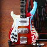 PAUL McCARTNEY - Magical Mystery Tour 1:4 Scale Replica Bass Guitar ~Axe Heaven~