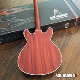 PHIL LESH - Alembec Bass 1:4 Scale Replica Guitar ~Axe Heaven~