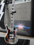 PRINCE (Artist Formerly Known)- One Eye 1:4 Scale Replica Bass Guitar~Axe Heaven
