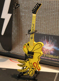 "RICK NIELSEN (Cheap Trick) - ""The Doctor"" 1:4 Scale Replica Guitar"