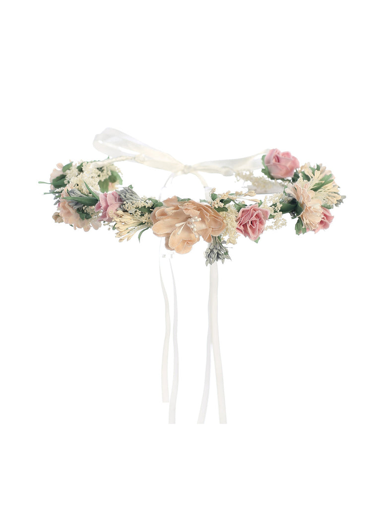 Floral Crown Girl Headpiece Accessories Style 115