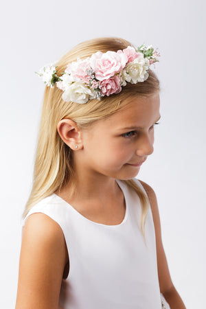 Floral Crown Girl Headpiece Accessories Style 117