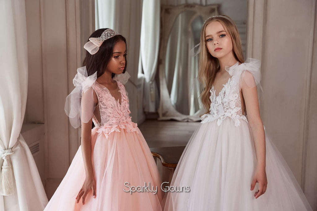 Designer First Communion Gown 3115