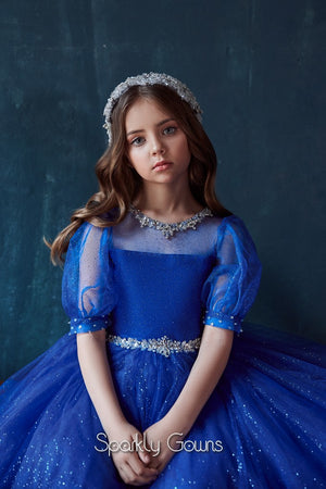 Royal Pageant Dress 3146