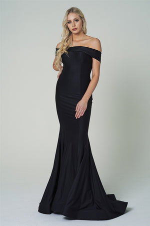 Black Evening Gown 373