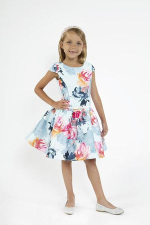 Mikado Short Low Waist Children Dress
