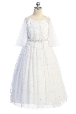 Pearl Communion Dress