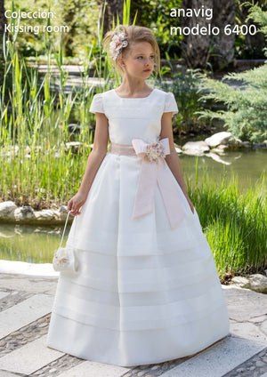 Spanish Communion Gown Anavig 6400