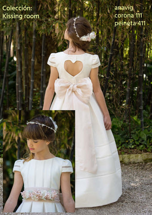 Anavig 6411 Spanish Communion Gown