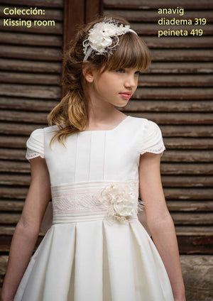 Spanish communion gown immediately delivery