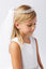 Crown with Veil First Communion Accessories Style  705