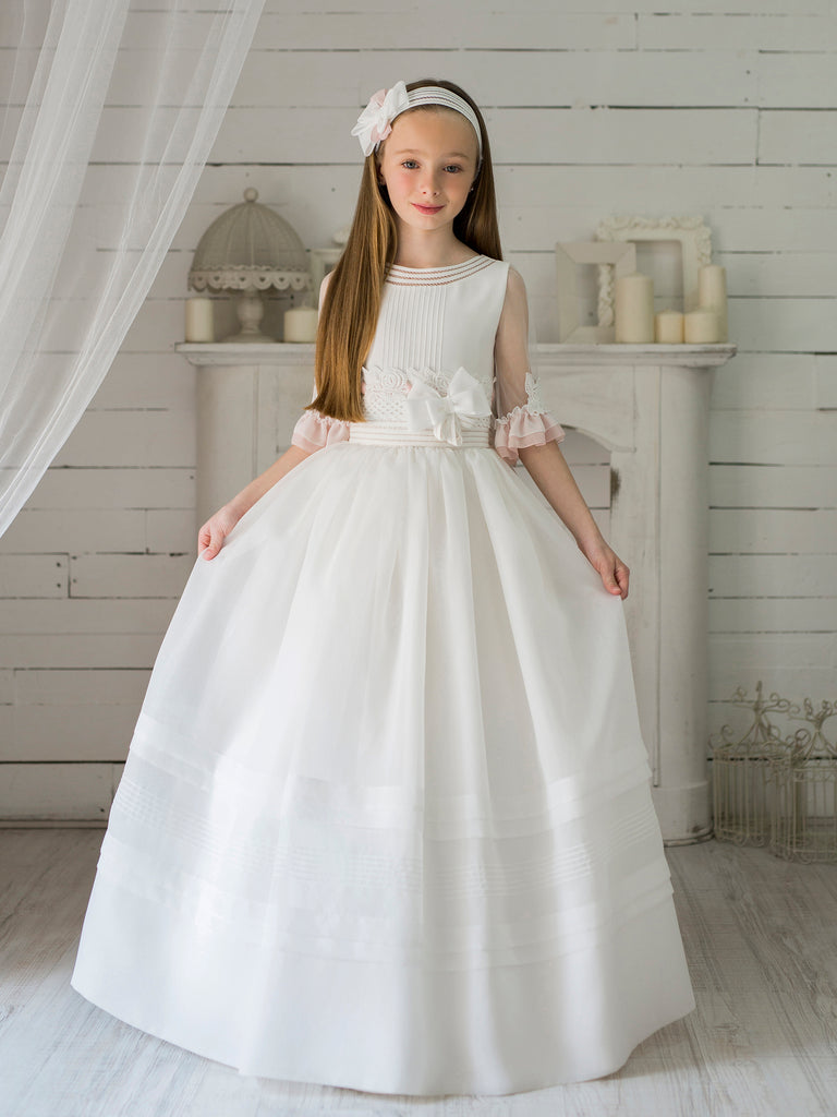 Spanish first communion gown