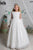 Spanish Communion Gown Marla L117