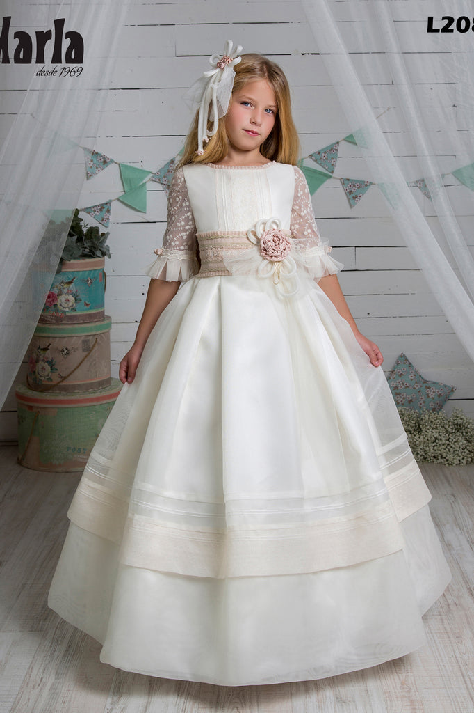 Spanish Communion Dresses L208