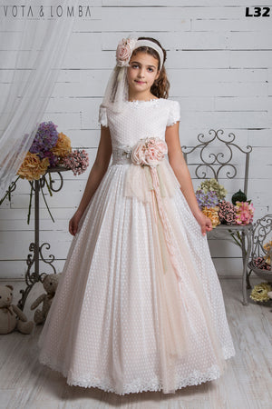 Devota & Lomba L321 Communion Dress