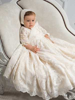 Christening Gown Marla M208