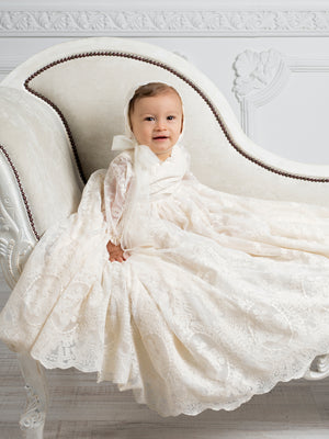 Christening gown M209
