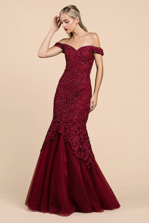 Andrea and Leo Couture A0401